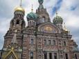 templom kiömlött vér Szentpétervár