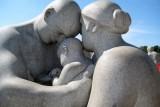gustav sculpture oslo