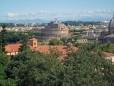 Gianicolo park Róma