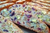 pistacchio biscotti