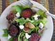 beet goat cheese salad
