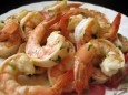 shrimp and valentines menu