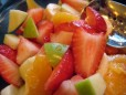 fruit salad & brunch menu