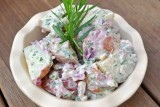 tarragon potato salad