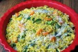 vegetable orzo