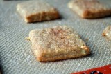 apple cinnamon shortbread