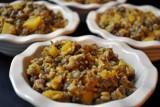 lentil squash casserole