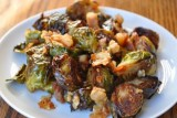 pancetta brussel sprouts