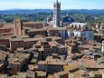 siena duomo and city