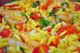 orzo with shrimp