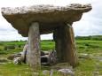poulnabrone dolmen burren ireland