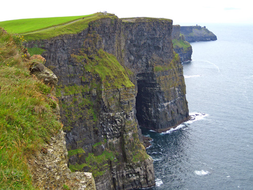 cliffs of moher from south ireland