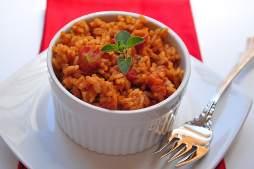 spanish mexican rice