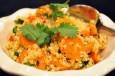 moroccan quinoa & carrots
