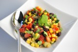 corn & black bean relish