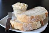 roasted garlic butter spread