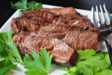 balsamic soy london broil