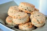 herb biscuits w parmesan