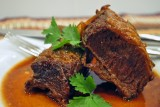 black ale braised short ribs