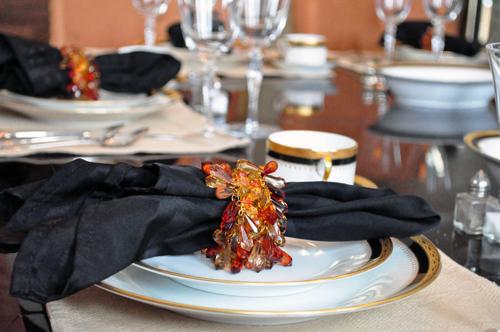 china table setting