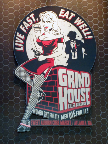 grindhouse killer burgers from the sweet auburn curb market in atlanta