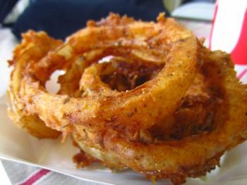 vidalia onion rigns from the sweet auburn curb market in atlanta