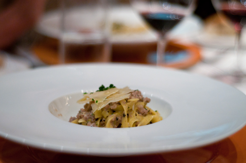 barolo-grill-dinner-tagliatelle-with-bolognese-bianchi-sauce
