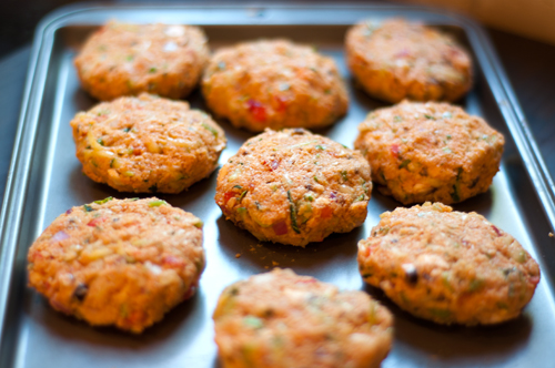 mock-crab-cakes-zucchini-vegetable-fritters