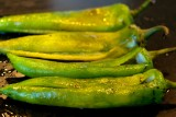 blistering chiles & healthier chile rellenos
