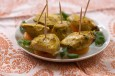 moroccan chicken bites with apricots 2