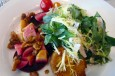 alice waters denver beet and goat cheese salad