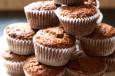 plum puree muffins