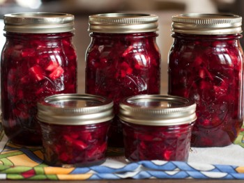 beet and apple relish