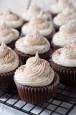 Milk Stout Chocolate Cupcakes