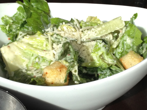 earls caesar salad