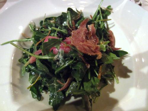 barolo grill arugula salad