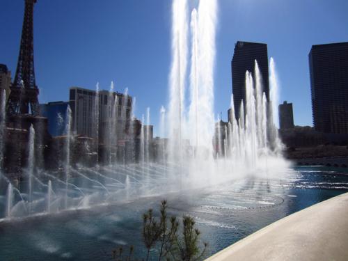 las vegas 18 bellagio fountains