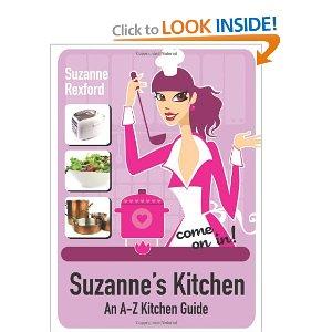 suzanne's kitchen book cover
