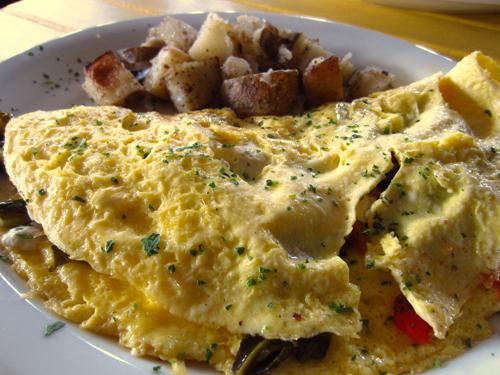 the tavern omelet