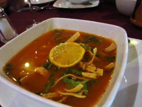 yaxche playa del carmen 3 tortilla soup