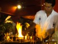 yaxche playa del carmen 9 flaming drinks