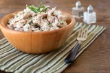 chicken salad spring herbs