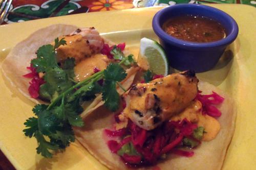 mxco new york mahi mahi tacos