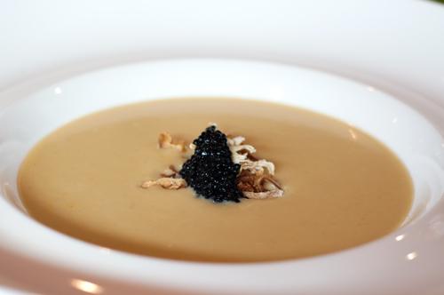 opus artichoke soup