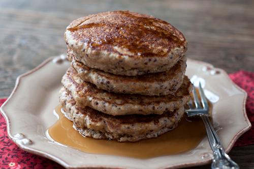 quinoa pancakes 1