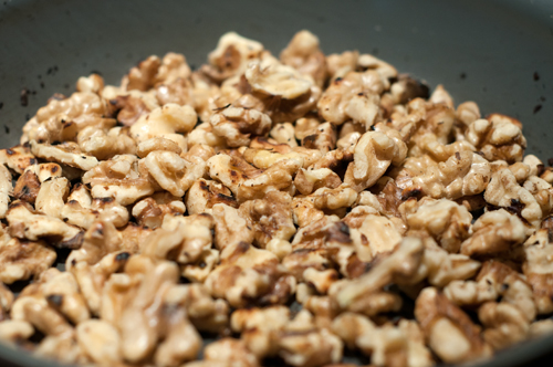 walnuts toasted