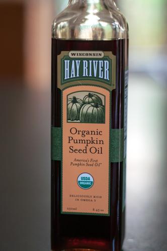 hay river organic pumpkin seed oil