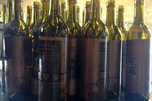 infinite monkey theorem empty bottles