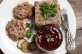 chicken liver pate country style