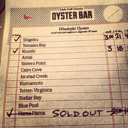 seattle oyster bar